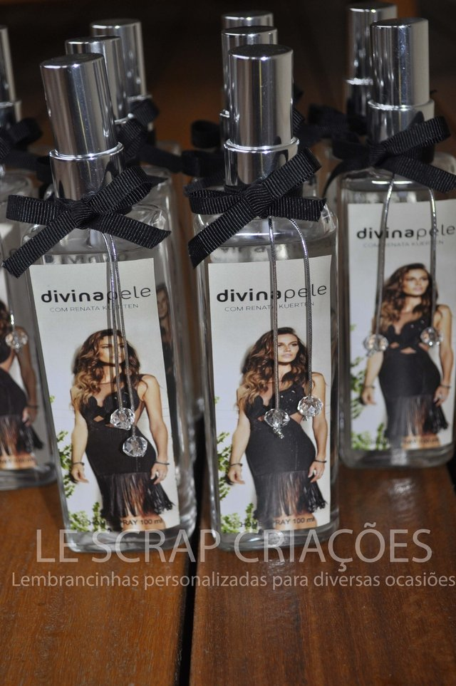 Home Spray RETANGULAR 100ml - 10 unidades - lembrancinhas personalizadas Gifts for a Special Occasion