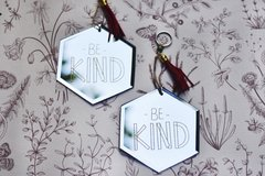 Mini Espejo Be Kind - comprar online
