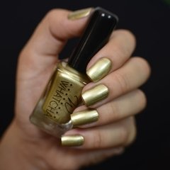 Light Gold Satin