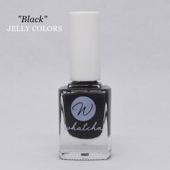 Black - Jelly Colors