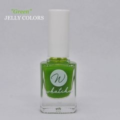 Green - Jelly Colors