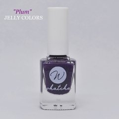 Plum - Jelly Colors
