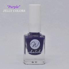 Purple - Jelly Colors