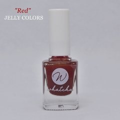 Red - Jelly Colors