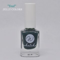 Teal - Jelly Colors