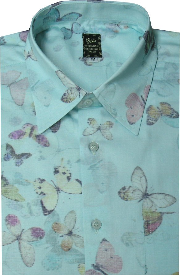 Camisa Butterflyes