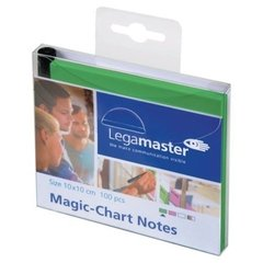 Magic-chart notes green/100