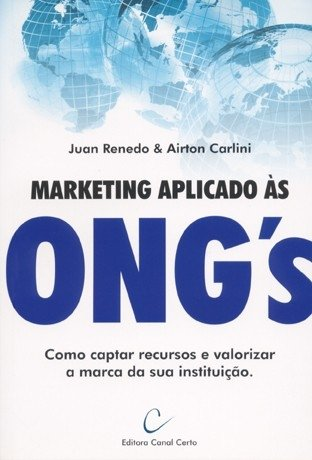 Marketing aplicado às Ong's