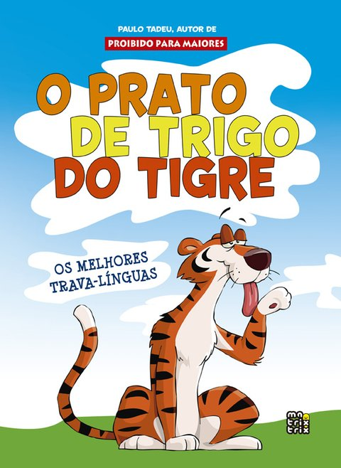 O prato de trigo do tigre