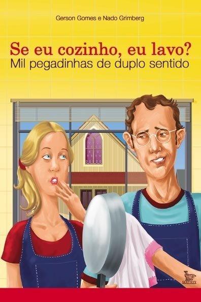livro se eu cozinho eu lavo