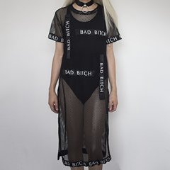 BAD BITCH Long Black - loja online