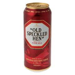 OLD SPECKLED HEN LATA 550 CC
