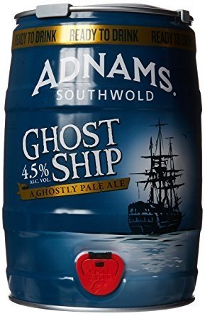 ADNAMS GHOST SHIP PALE ALE BARRIL 5 LITROS