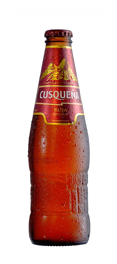 cusqueña red lager 300 cc
