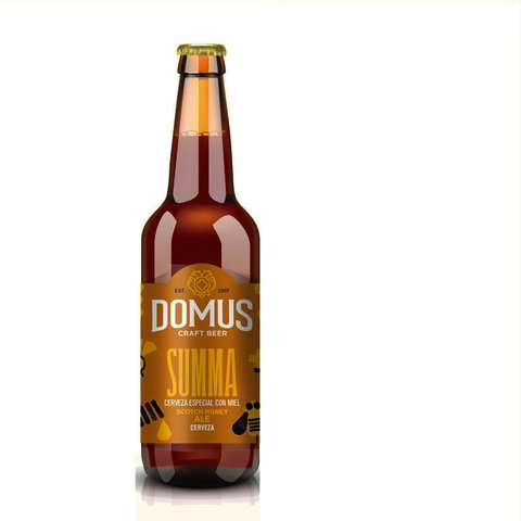 domus summa scotch honey ale