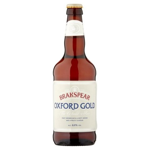 oxford gold botella 500 cc