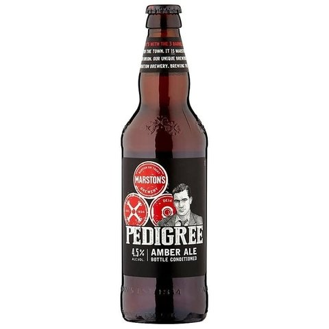 pedigree botella 500 cc
