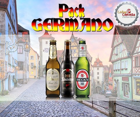PACK GERMANO