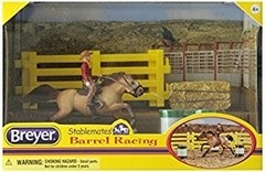 Kit Stablemates Barrel Racing - Breyer
