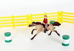 Kit Stablemates Barrel Racing - Breyer na internet