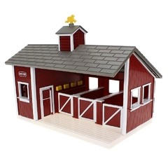 Kit Stablemates Cocheira Red Stable Set - Breyer