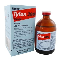 TYLAN 200 - 100 ML ELY LILLY