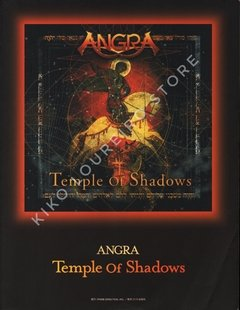 Angra - Temple Of Shadows (Songbook)