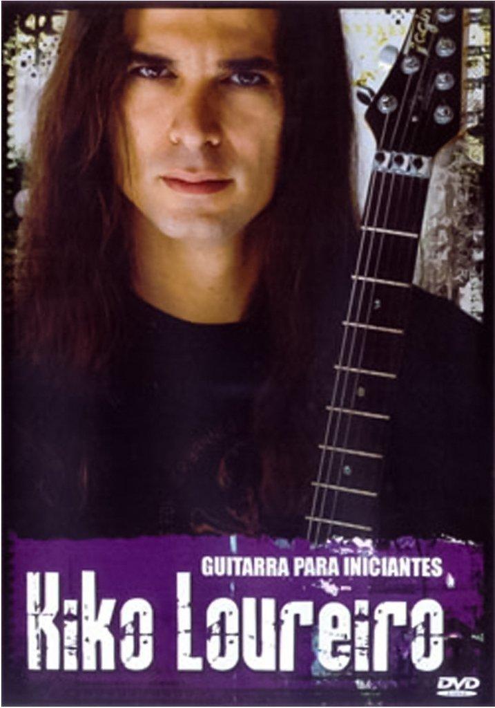 video aula de guitarra kiko loureiro