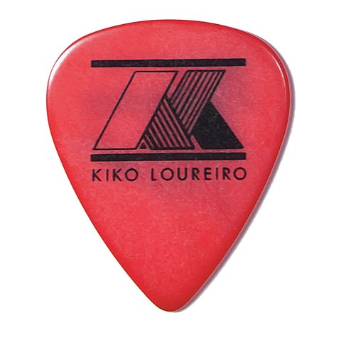 Guitar Pick Kiko Loureiro Red (Ibanez)
