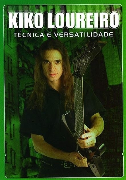 video aula de kiko loureiro