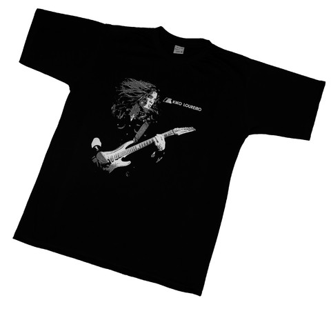 Kiko Loureiro Gods Of Metal Edition (T-shirt)