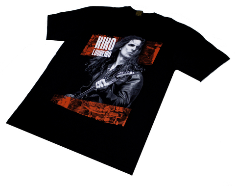 T-shirt Kiko Loureiro Red on internet