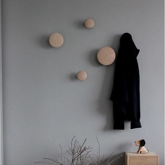 COATRACK DOTS - Escala1en1