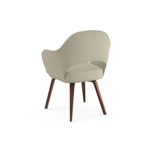 SAARINEN SILLÓN BASE MADERA - Escala1en1