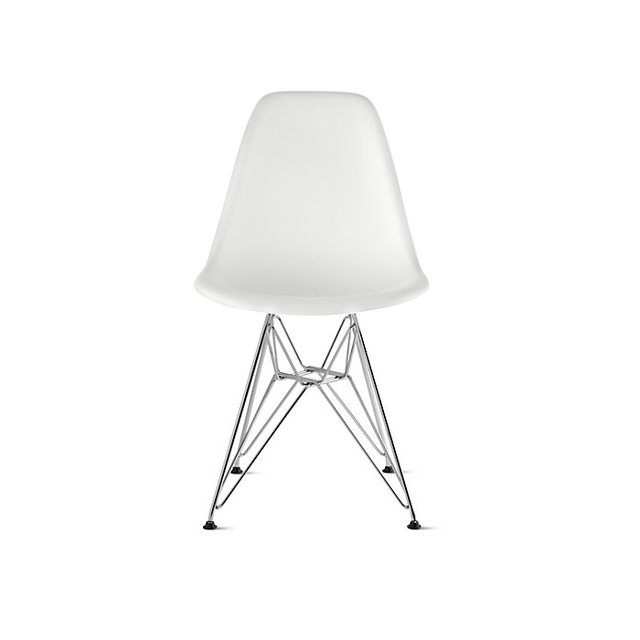 EAMES SILLA BASE METAL