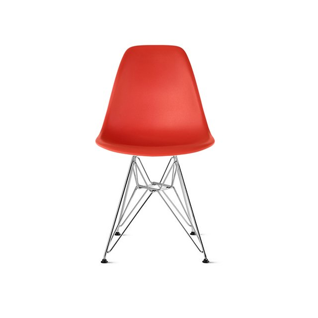 EAMES SILLA BASE METAL en internet