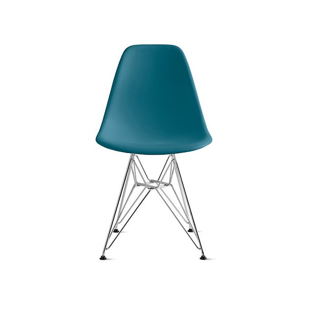 EAMES SILLA BASE METAL - Escala1en1