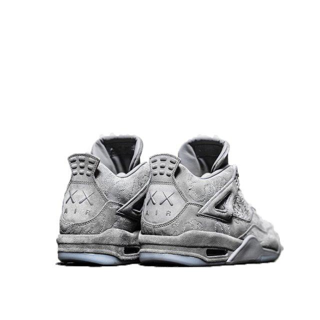 736b2d8ce5 ... Tênis de Basquete Original Oficial KAWS x Air Jordan Nike 4 - NIKE -  Mabento Roupas ...