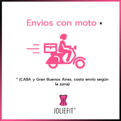 MANGAS POST-QUIRÚRGICA MODELO CHALECO - JOLIEFIT FAJAS ARGENTINA