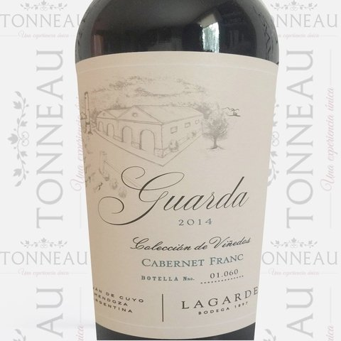 Lagarde - Guarda 2014 - Cabernet Franc en internet