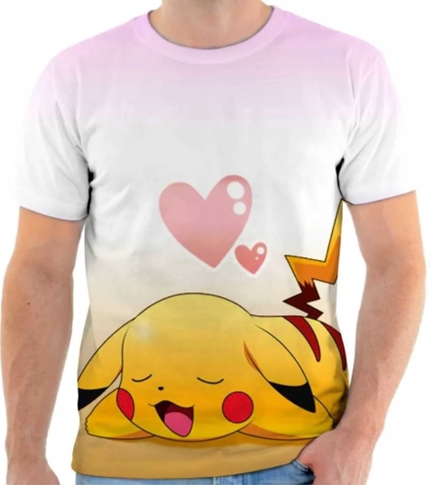 Camiseta - Pokemon 01