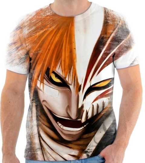 camiseta - bleach 11