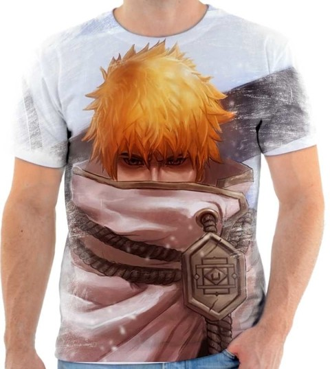 camiseta - bleach 05