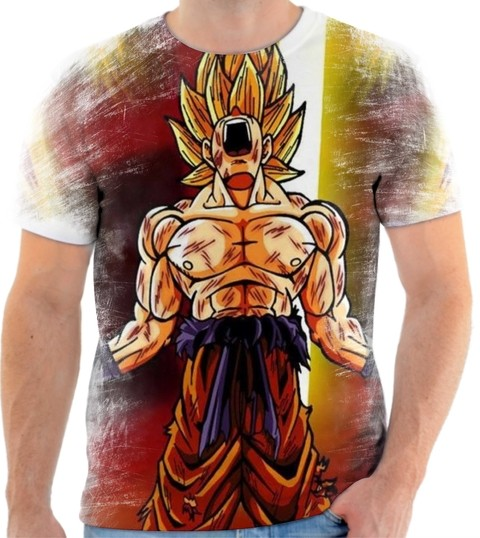 CAMISETA - DRAGON BALL 03