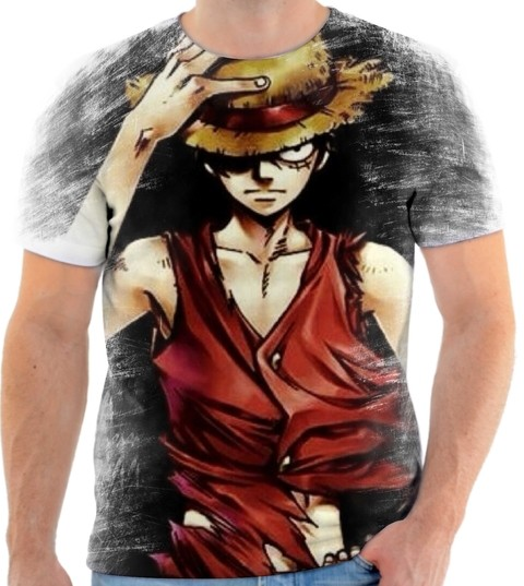 Camiseta - One Piece 11