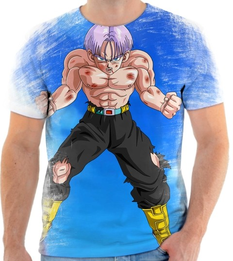 CAMISETA - DRAGON BALL 17