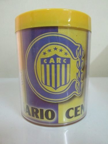 Rosario Central  Taza+ Plato Plastico Doble Pared- Caballito en internet