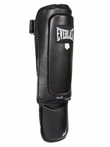 Protector Tibial Everlast Advanced Shin Insteo Guards Mma - comprar online