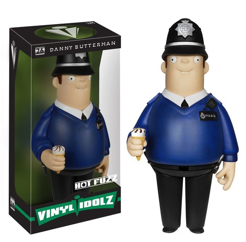 Funko - Hot Fuzz Nicholas Angel Vinyl Idolz Figure