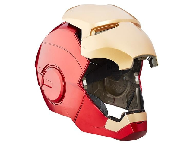 [PRE-ORDER] Marvel Legends Iron Man Helmet - comprar online